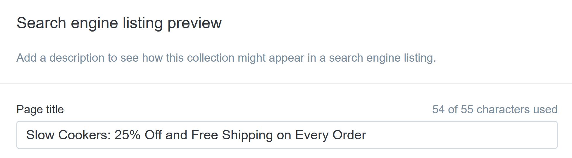 motor de búsqueda listado de vista previa 2