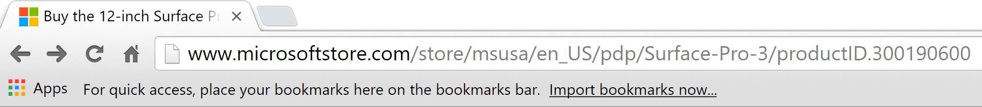 URL muy larga